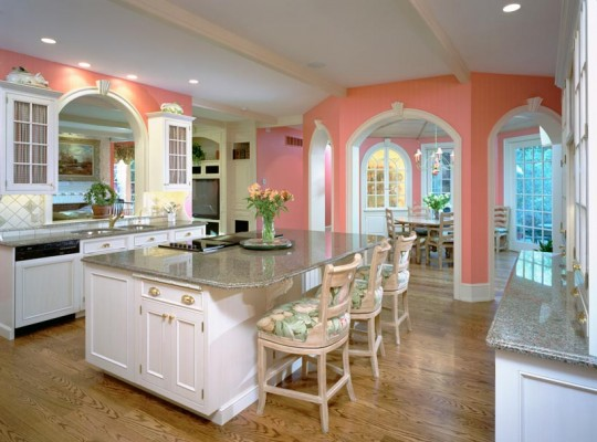 E.B. Mahoney Custom Homes Tunbridge Kitchen