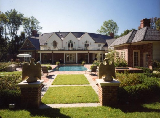 E.B. Mahoney Custom Homes Tunbridge Home Exterior